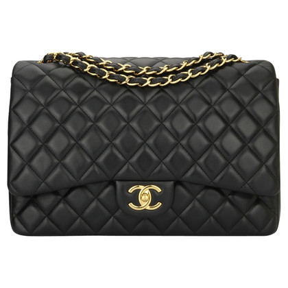 "Chanel ""Maxi Doppio Flap Bag"""