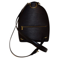 "Louis Vuitton ""Mabillon Epi Leather"" in black"