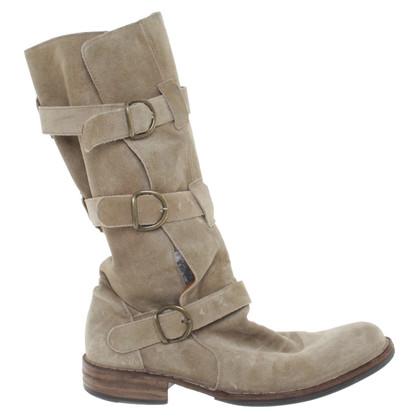 Fiorentini & Baker Stiefel aus Wildleder