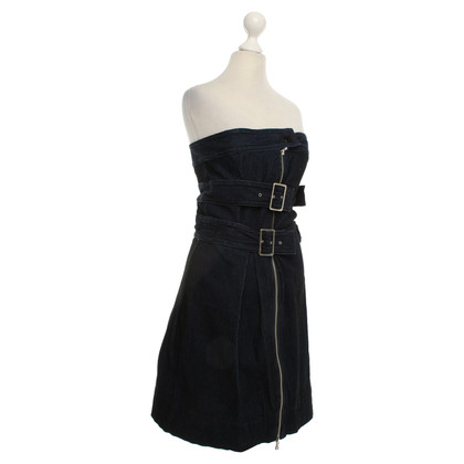 Marc by Marc Jacobs Bustier Dress in Blue