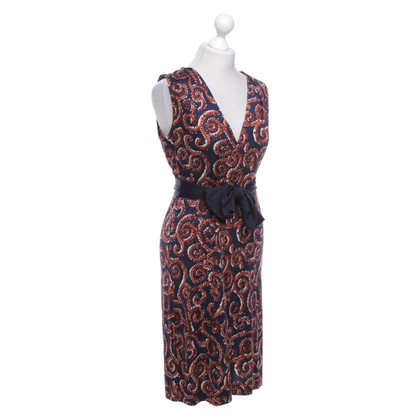 Tory Burch Silk dress with pattern