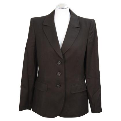 Basler Wollen blazer in bruin