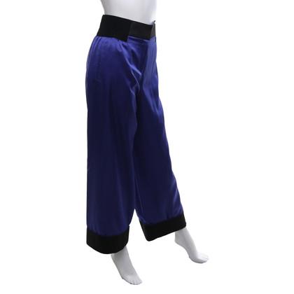 Armani Pantalon en violet
