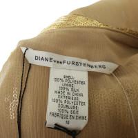 """Diane von Furstenberg Blazer """"Chefly"""" with sequins"""
