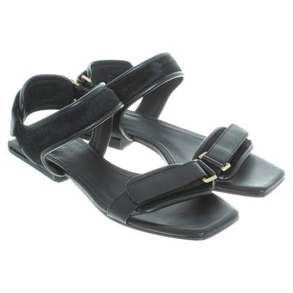 Calvin Klein Sandals in black