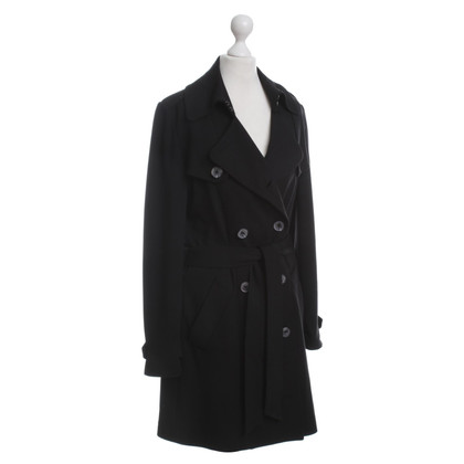 Steffen Schraut Trench coat in Jersey