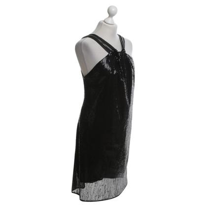 Altre marche Benedi - abito di seta in nero