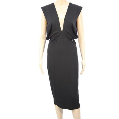 Patrizia Pepe Mini dress in black