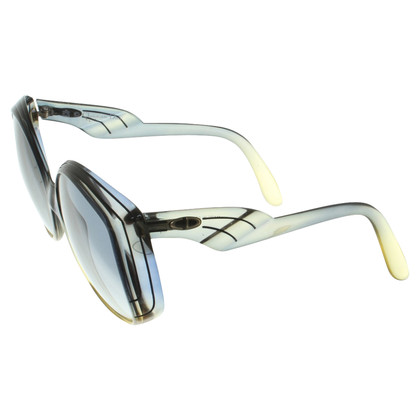 Christian Dior Sunglasses with color gradient