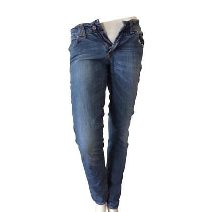 John Galliano jeans di marca