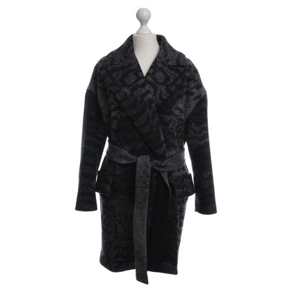Miu Miu Wool coat in black