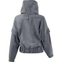 Stella McCartney for Adidas Blouson sportswear in grey