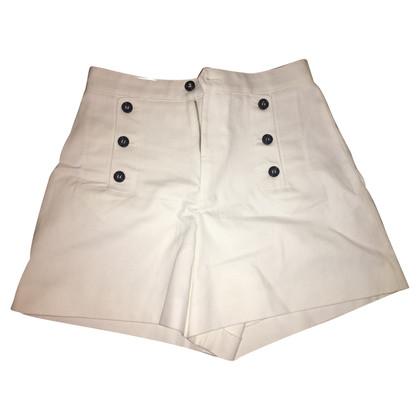 Isabel Marant Etoile Highwaist-Shorts