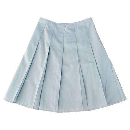 Prada Light blue skirt