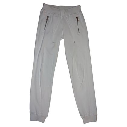 Dsquared2 Pantaloni della tuta in bianco