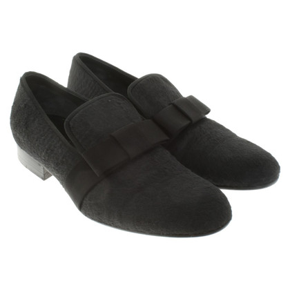 Céline Loafers in Schwarz