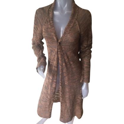 Ralph Lauren Knitted coat made of silk