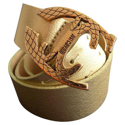 Just Cavalli Gold belt