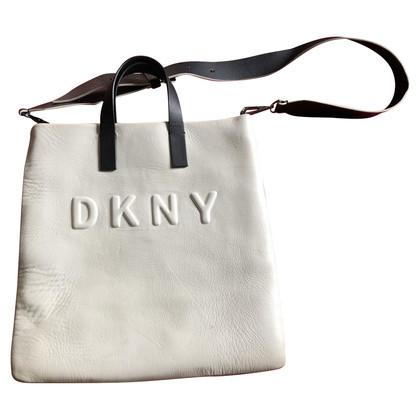 DKNY Ledertasche