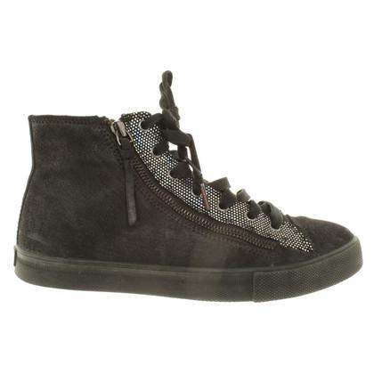 Hugo Boss Sneakers in Schwarz