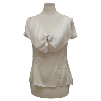 Christian Dior Blouse shirt in cream