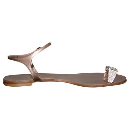 Casadei flip Flops