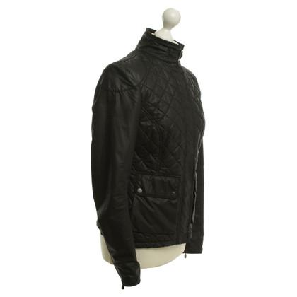 Belstaff Jacket with rhombus quilting