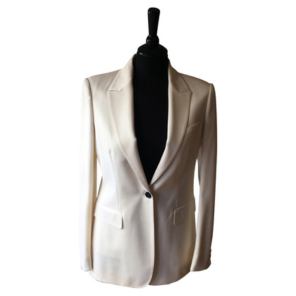 Burberry White Blazer