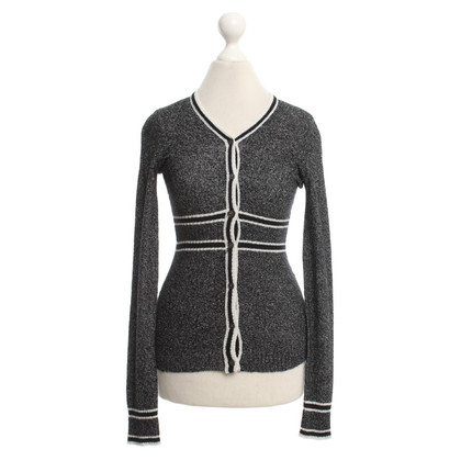 Marc Jacobs Figurbetonte Strickjacke