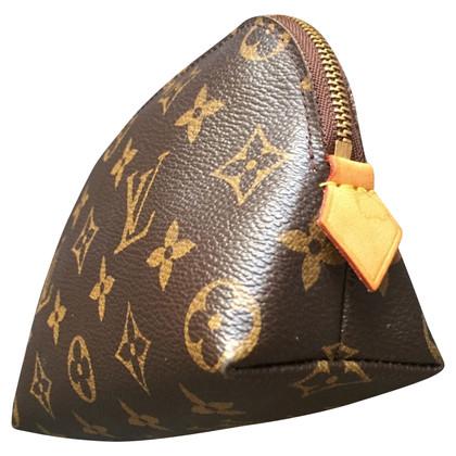 Louis Vuitton Cosmetics bag Monogram Canvas
