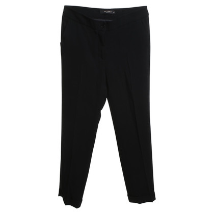 Etro trousers in black
