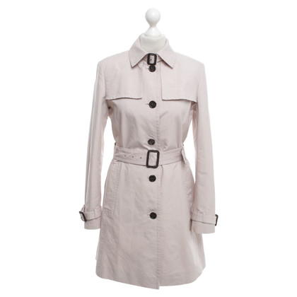 Hugo Boss Trenchcoat lichtbeige