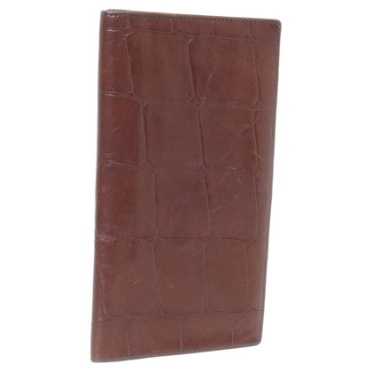 Mulberry Card holder Brown