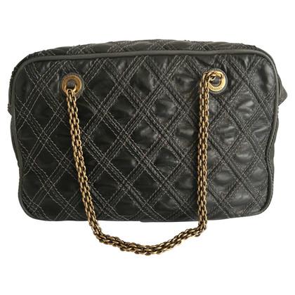 Chanel Leather shoulder bag.