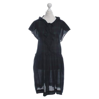 Isabel Marant Etoile Dress with Plaid