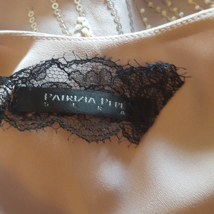 Patrizia Pepe Lovertjekleding Gold