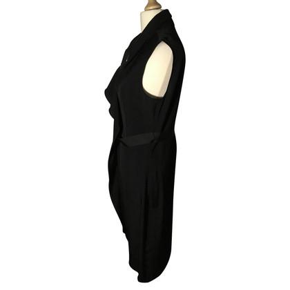 Elie Tahari Kleid in Schwarz