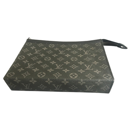 Louis Vuitton clutch met monogrampatroon