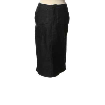 Marithé et Francois Girbaud Denim skirt