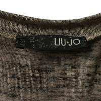 Liu Jo Top in Metallic