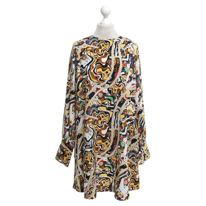 MSGM Robe multicolore