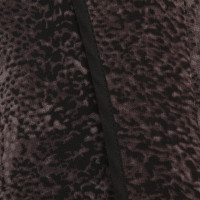 Ted Baker Kleid mit Reptil-Muster