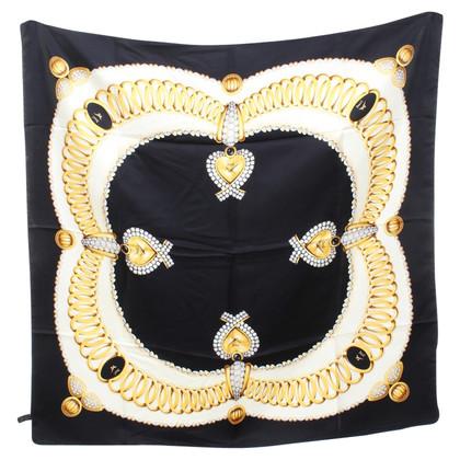 Piaget Zijden sjaal met patroon