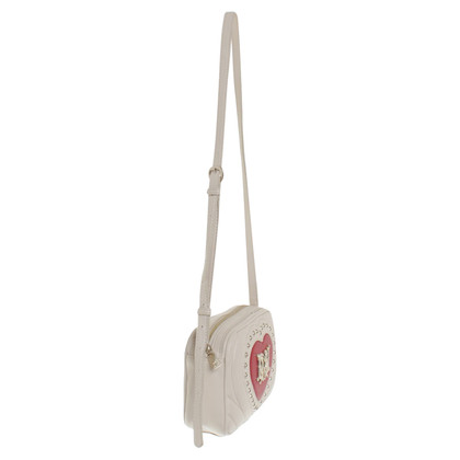 Moschino Love Bag in nude