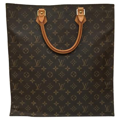 """Louis Vuitton """"Ca1d09e3 Plat Monogram Canvas"""""""