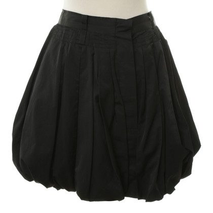 Max & Co Black balloon skirt