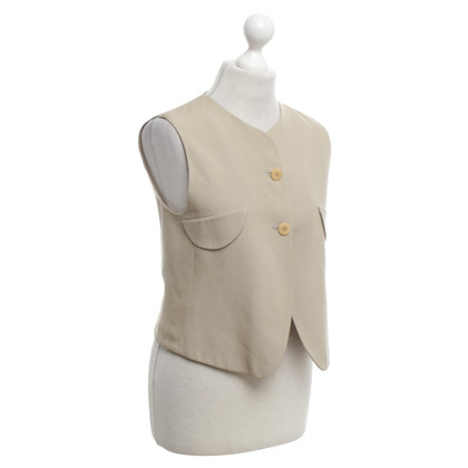 Giorgio Armani Vest in beige