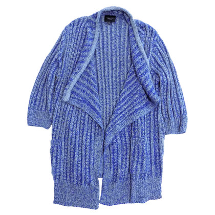 Thakoon Cardigan in melange blue