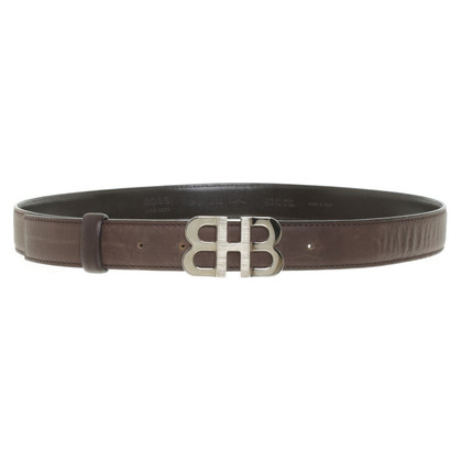 Hugo Boss riem Brown