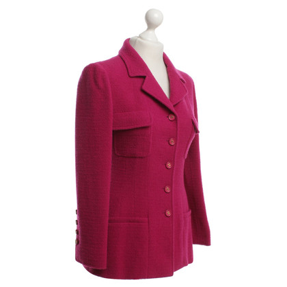 Chanel Blazer in rosa